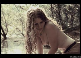 Like the siren of my lullaby by Luthiae