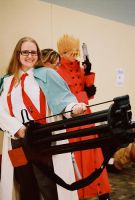 Trigun Cosplay- Milly by livetoletlive
