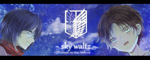attack on titan fanbook - skywaltz by bunpurr