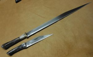 Seax set by Ragimond