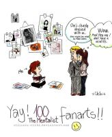 YAY One Hundred by Chizuru-chibi