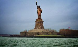 Statue of Liberty - As New by awe-inspired