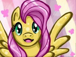 Fluttershy by Icognito-chan