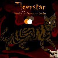 5. Tigerstar by SassyHeart