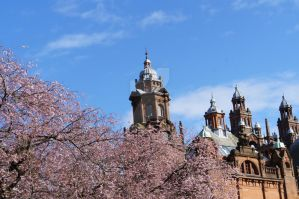 Spring in Glasgow by Power-Barbie