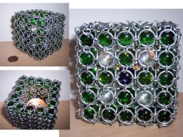 Maille Candle Holder by cionbird