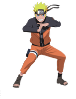 Naruto render by vdb1000