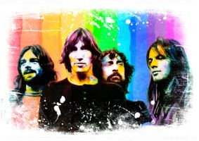 pink floyd by manishmansinh