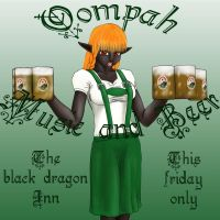 Delphi the Oompah maid by northdrow