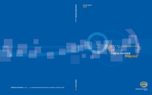 LNG cover annual report 2007 by whitecoffeekaw
