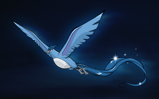 Articuno by kitty-23