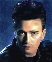 Alan Wilder by Giselle-M