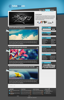 My Blog Design by aaLcatRaZ