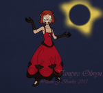 Tapastic Monster Mash - Vampire Olwyn by Willdabeast-0305