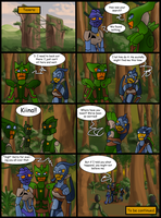 Hunters and Hunted Ch 4 Pg 40 by Saronicle