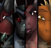 AST- Wretches and Guiders by Inked-Alpha