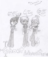 Ghost Adventures Crew by Junelle-O