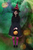 Witch! by maryvictoar