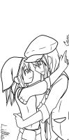 CamxLillian Bookmark uncoloured by CherryBlossomTree154
