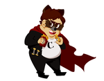 the coon by cheeseburger-heroine