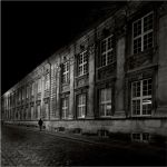 lonely evening by BelcyrPiotr