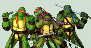 +TMNT+ by MathiasTemplar