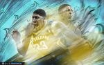 Anthony Davis Past and Present Wallpaper by tmaclabi