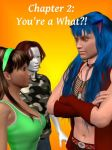 Eardians Chapter 2: You're a What?! by gkinuwriter