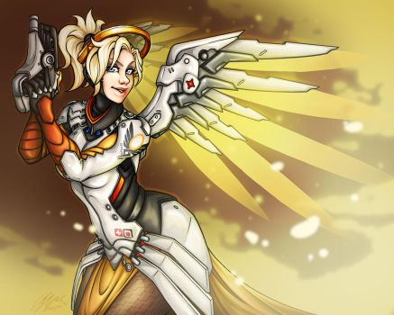 Mercy by Noxychu
