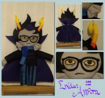 Eridan Ampora Plush by EddieDoezSewing