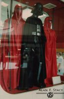 Red Guards and Vader costumes by Beishung