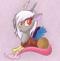 Little Eris color sketch by xXSonnyTheCatXx