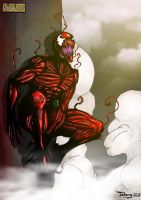 Carnage Colored by rapnex