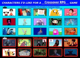 Pucca, Sorceress Of The Magic Kingdom (RPG) by rabbidlover01