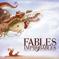 Improbable Fables cover by BenBASSO