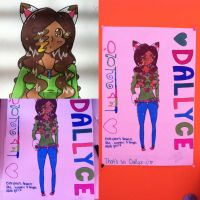 Dallyce Poster by cali-cat