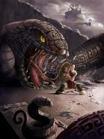 Guardian of the relic Final by Delun