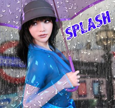 Piccadilly Splash by BlossomPowers
