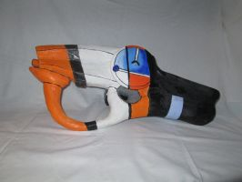 Borderlands 2 - Maliwan SMG by JosuaArtDesigns
