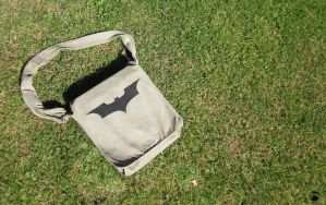 The Dark Knight bag by heinpold