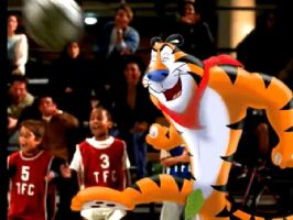 Tony tiger censurated by Timebokan1