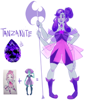 Tanzanite Fusion by Corelle-Vairel