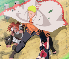 Naruto 700+3 (703): The 7th Hokague by NarutoRenegado01
