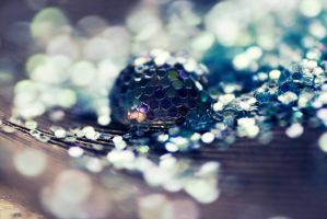 glitter drop by Second-G