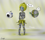 Orianna, the Lady of Clockwork (Chibi) by Doujio