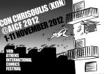 Con @14th Athens International Comics Festival by mataiodoxia