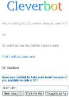 Oh how I love clever bot -1- by Jay-is-Epic
