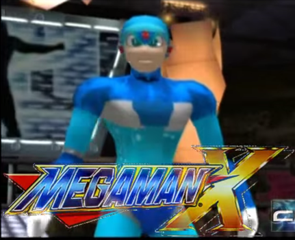 Megaman X in Smackdown Shut your Mouth by CreateModez