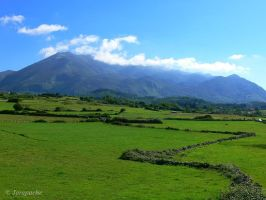 Asturias is green by Jorapache