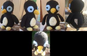 2 - Penguin by Morethantoday